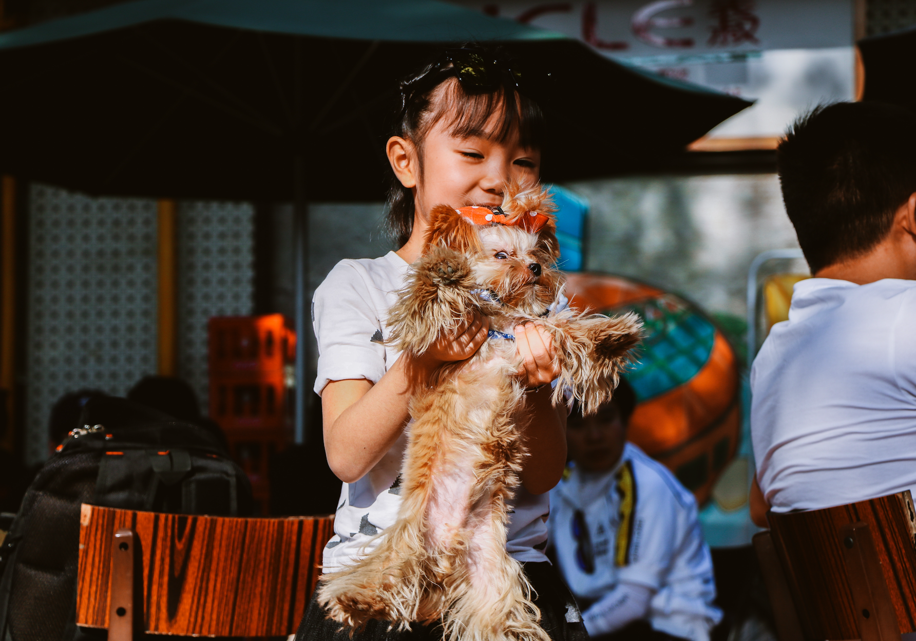 How Dogs Can Help Children Be Happier and Healthier
